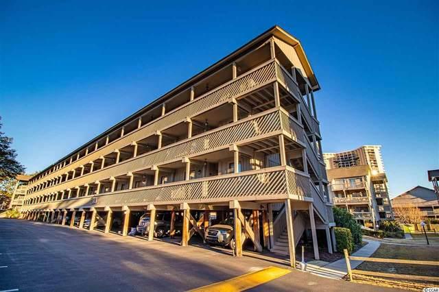 212 Maison Dr. M-302, Myrtle Beach, SC 29572 (MLS #2102430) :: Armand R Roux   Real Estate Buy The Coast LLC