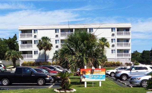 191 Maison Dr. B-303, Myrtle Beach, SC 29572 (MLS #2102445) :: The Lachicotte Company