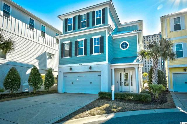4934 Salt Creek Ct., North Myrtle Beach, SC 29582 (MLS #2102458) :: The Lachicotte Company