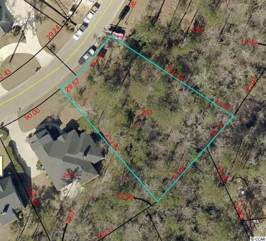 Lot 203 Sprig Ln., Murrells Inlet, SC 29576 (MLS #2102492) :: Leonard, Call at Kingston