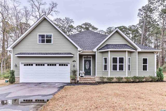 306 Hill Dr., Pawleys Island, SC 29585 (MLS #2102504) :: The Lachicotte Company
