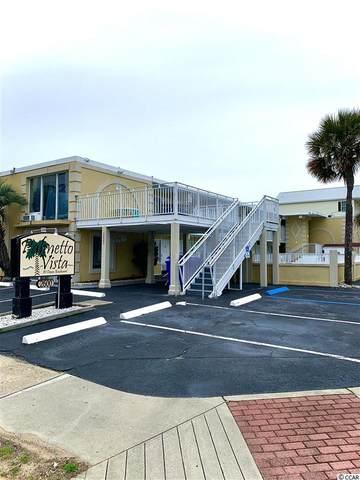 2600 S Ocean Blvd. #110, Myrtle Beach, SC 29577 (MLS #2102524) :: The Litchfield Company