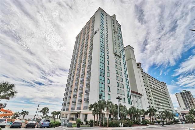 3000 N Ocean Blvd. #1101, Myrtle Beach, SC 29577 (MLS #2102530) :: The Lachicotte Company
