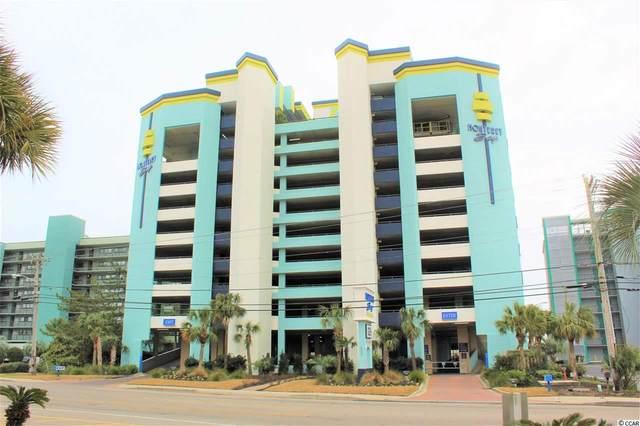 6804 N Ocean Blvd. #717, Myrtle Beach, SC 29572 (MLS #2102537) :: Grand Strand Homes & Land Realty