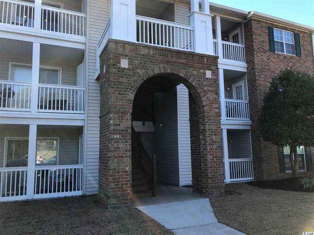 3735 Blockhouse Way #116, Myrtle Beach, SC 29577 (MLS #2102578) :: The Litchfield Company