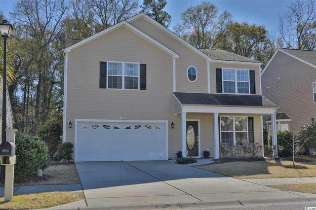 5130 Morning Frost Pl., Myrtle Beach, SC 29579 (MLS #2102579) :: The Greg Sisson Team
