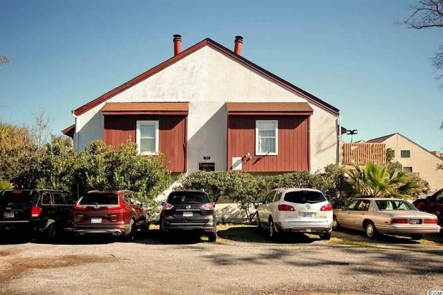 304 21st Ave. S 6C, Myrtle Beach, SC 29577 (MLS #2102588) :: Armand R Roux | Real Estate Buy The Coast LLC