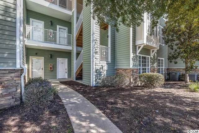 84 Addison Cottage Way 112 & G#23, Murrells Inlet, SC 29576 (MLS #2102589) :: The Lachicotte Company