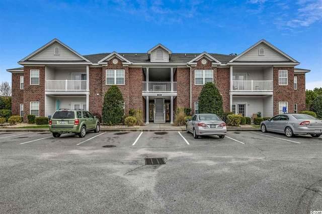 2025 Silvercrest Dr. 23C, Myrtle Beach, SC 29579 (MLS #2102600) :: Armand R Roux | Real Estate Buy The Coast LLC