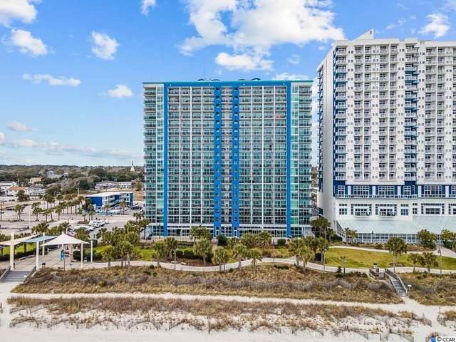 504 N Ocean Blvd. #306, Myrtle Beach, SC 29577 (MLS #2102604) :: The Litchfield Company