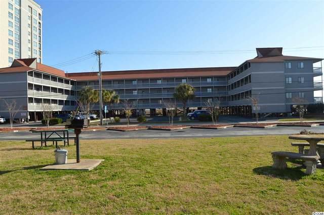 613 S Ocean Blvd. E-2, North Myrtle Beach, SC 29582 (MLS #2102606) :: The Litchfield Company