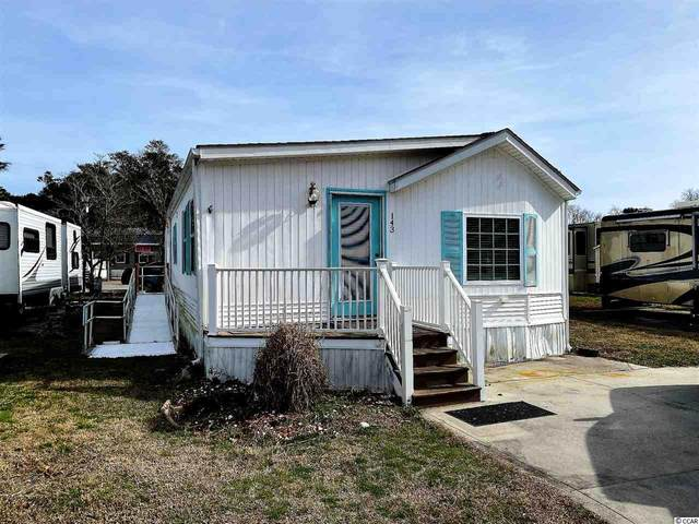 5400 Little River Neck Rd., North Myrtle Beach, SC 29582 (MLS #2102612) :: The Litchfield Company