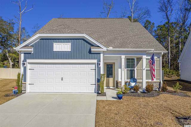 1166 Pyxie Moss Dr., Little River, SC 29566 (MLS #2102617) :: The Lachicotte Company