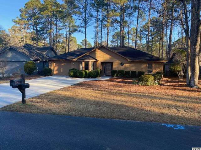 122 Myrtle Trace Dr., Conway, SC 29526 (MLS #2102629) :: The Litchfield Company