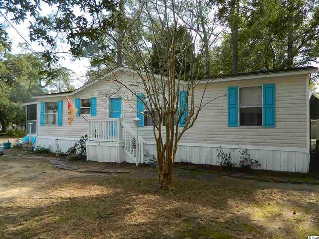 513 Porter Dr., Garden City Beach, SC 29576 (MLS #2102632) :: The Greg Sisson Team