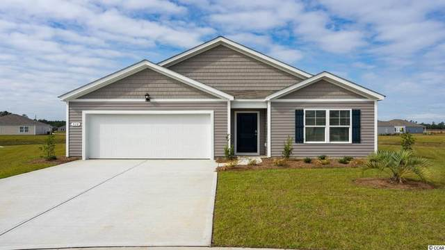 2578 Orion Loop, Myrtle Beach, SC 29577 (MLS #2102656) :: The Litchfield Company