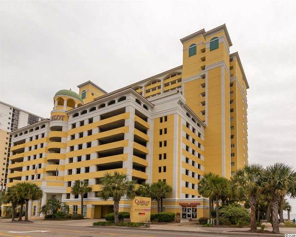 2000 North Ocean Blvd. #1003, Myrtle Beach, SC 29577 (MLS #2102664) :: The Lachicotte Company