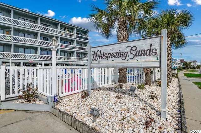 627 N Waccamaw Dr. #312, Garden City Beach, SC 29576 (MLS #2102665) :: The Greg Sisson Team