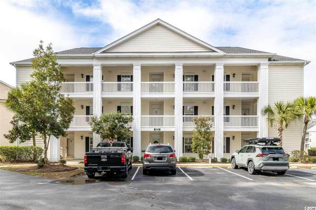 651 Woodmoor Circle #303, Murrells Inlet, SC 29576 (MLS #2102678) :: The Litchfield Company