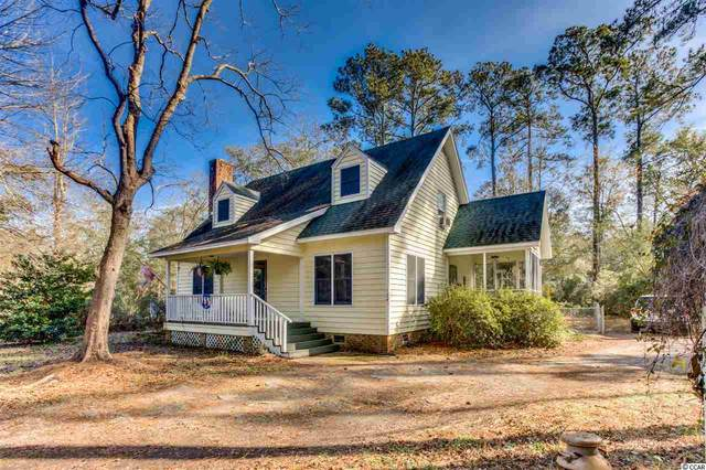 124 Wicklow Way, Pawleys Island, SC 29585 (MLS #2102681) :: The Lachicotte Company