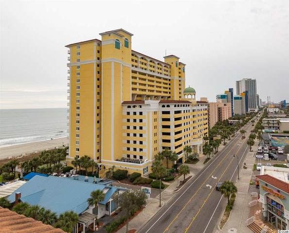 2000 North Ocean Blvd. #402, Myrtle Beach, SC 29577 (MLS #2102682) :: The Lachicotte Company
