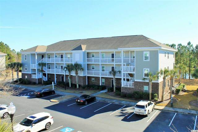 6253 Catalina Dr. #1625, North Myrtle Beach, SC 29582 (MLS #2102685) :: The Litchfield Company