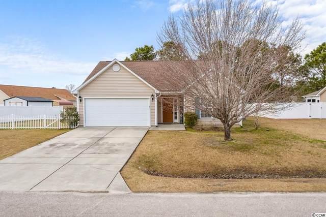 505 Topaz Ave., Little River, SC 29566 (MLS #2102702) :: Armand R Roux | Real Estate Buy The Coast LLC
