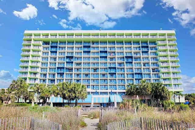 1105 S Ocean Blvd. #1110, Myrtle Beach, SC 29577 (MLS #2102723) :: The Litchfield Company