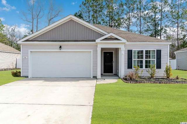 516 Affinity Dr., Myrtle Beach, SC 29588 (MLS #2102726) :: The Litchfield Company