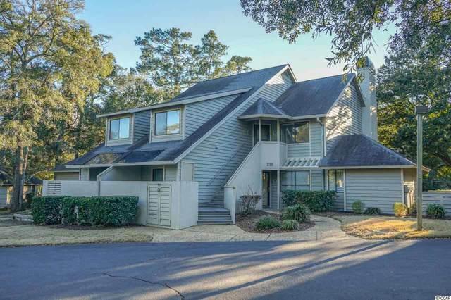 230 Westleton Dr. 20-E, Myrtle Beach, SC 29572 (MLS #2102737) :: Grand Strand Homes & Land Realty
