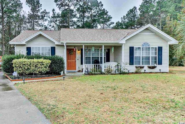 821 Myrtle Ridge Dr., Conway, SC 29526 (MLS #2102743) :: The Litchfield Company