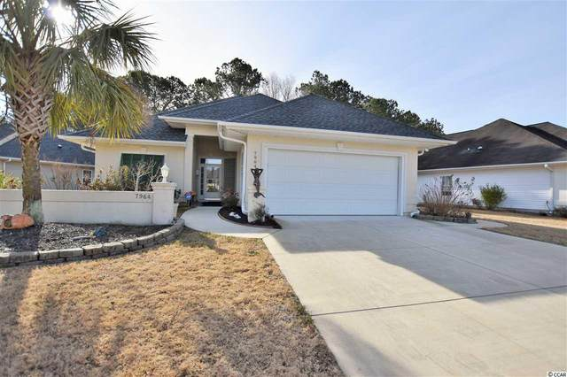 7964 Leeward Ln., Murrells Inlet, SC 29576 (MLS #2102748) :: The Litchfield Company