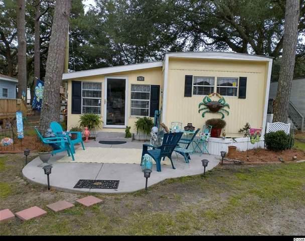 343 E Canal St., Garden City Beach, SC 29576 (MLS #2102757) :: The Greg Sisson Team
