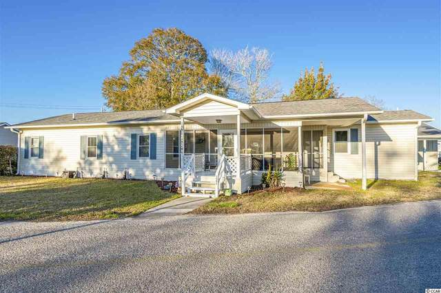 1991 Curlew Dr., Surfside Beach, SC 29575 (MLS #2102759) :: The Litchfield Company