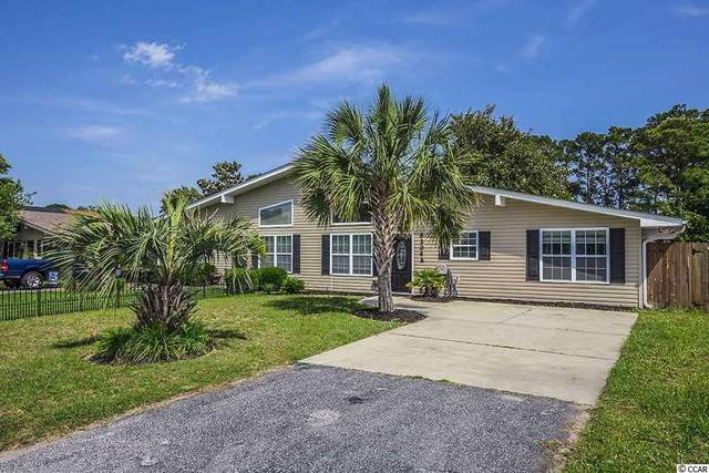 6304 A Wedgewood St. 6304 A, Myrtle Beach, SC 29572 (MLS #2102760) :: The Litchfield Company