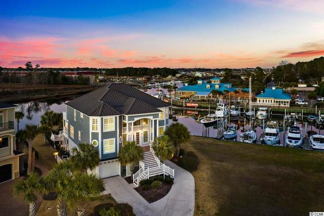 1404 Marina Bay Dr., North Myrtle Beach, SC 29582 (MLS #2102766) :: The Lachicotte Company
