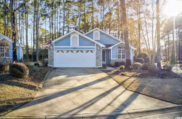 802 Knoll Dr., Little River, SC 29566 (MLS #2102770) :: The Litchfield Company