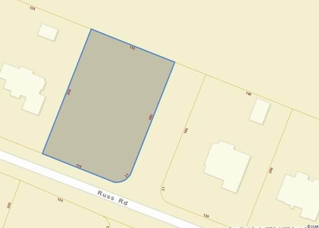 TBD Russ Rd., Loris, SC 29569 (MLS #2102792) :: The Lachicotte Company