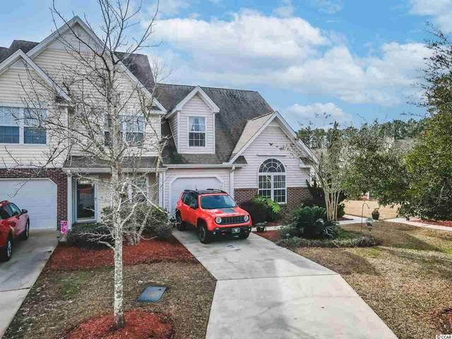 433 Rustic Ct. #433, Myrtle Beach, SC 29588 (MLS #2102798) :: Armand R Roux | Real Estate Buy The Coast LLC