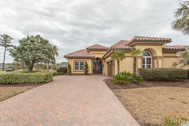 601 Edgecreek Dr., Myrtle Beach, SC 29579 (MLS #2102810) :: Grand Strand Homes & Land Realty