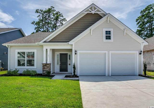 147 Glengrove Lane, Murrells Inlet, SC 29576 (MLS #2102816) :: The Lachicotte Company