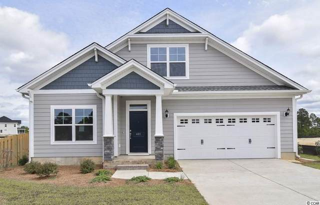 424 Heathside St., Murrells Inlet, SC 29576 (MLS #2102821) :: The Lachicotte Company