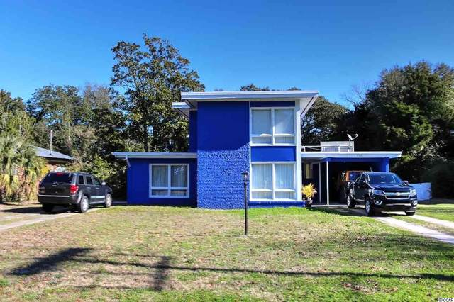 312 70th Ave. N, Myrtle Beach, SC 29572 (MLS #2102826) :: Duncan Group Properties