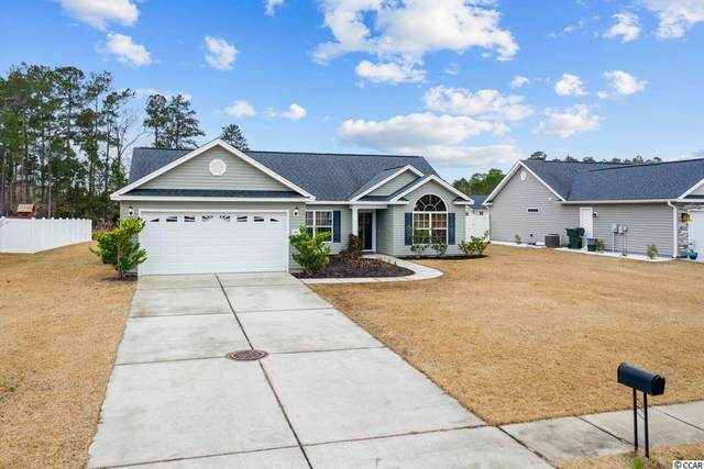 2935 Ivy Glen Dr., Conway, SC 29526 (MLS #2102827) :: Armand R Roux | Real Estate Buy The Coast LLC