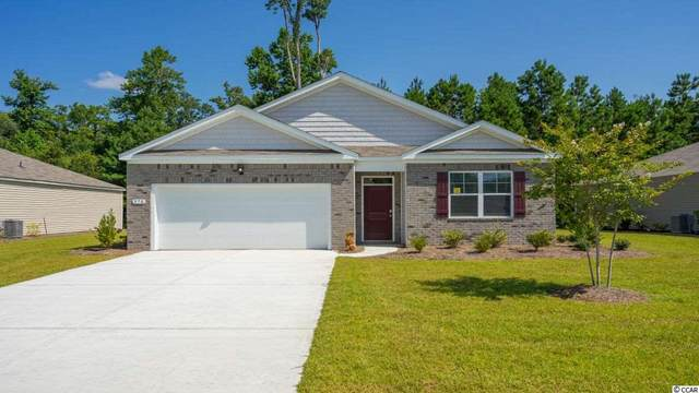 111 Porch Ln., Pawleys Island, SC 29585 (MLS #2102868) :: The Litchfield Company