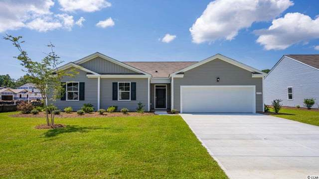 75 Porch Ln., Pawleys Island, SC 29585 (MLS #2102869) :: The Litchfield Company
