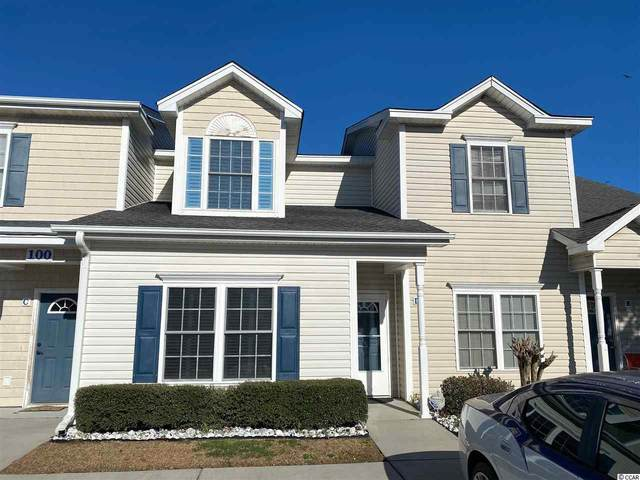 100 Spring Creek Dr. D, Myrtle Beach, SC 29588 (MLS #2102883) :: Jerry Pinkas Real Estate Experts, Inc