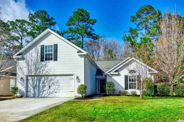 164 Clovis Circle, Myrtle Beach, SC 29579 (MLS #2102898) :: The Litchfield Company