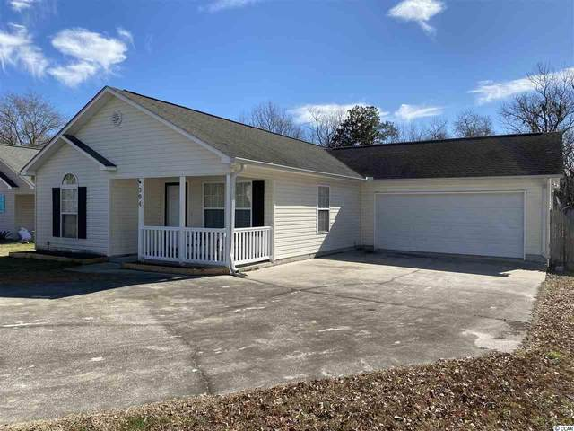 394 Sean River Rd., Conway, SC 29526 (MLS #2102903) :: Leonard, Call at Kingston