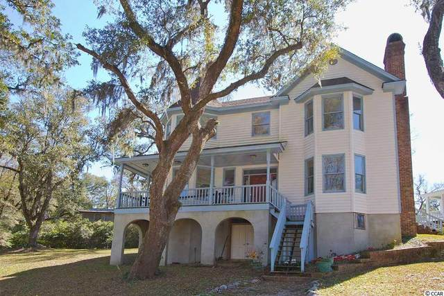 73 Fiddlers Green Ln., Pawleys Island, SC 29585 (MLS #2102934) :: The Lachicotte Company